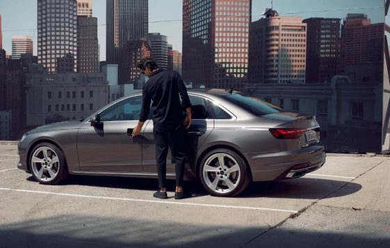 Audi A4 Berline 2